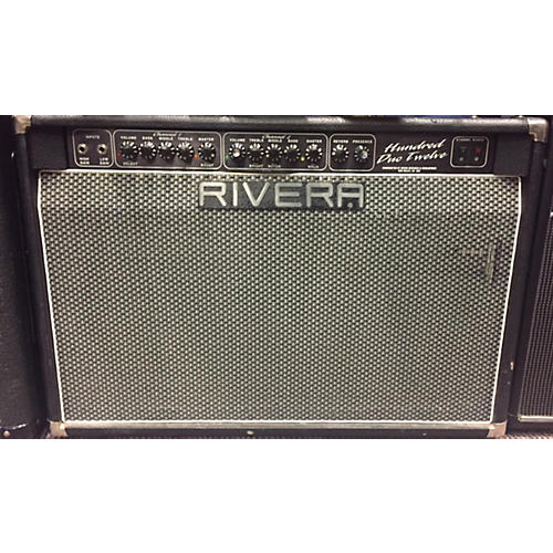 Rivera HUNDRED DUO TWELVE Tube Guitar Combo Amp-thumbnail