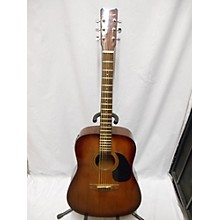 Hohner HW 300E-SB Acoustic Electric Guitar