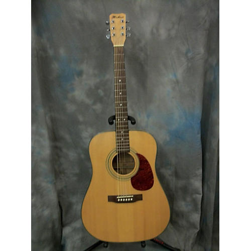 Hohner HW-640 Acoustic Guitar-thumbnail