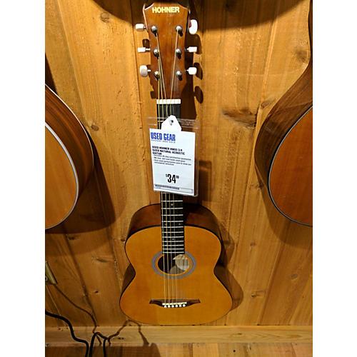 Hohner HW03 3/4 SIZED Acoustic Guitar