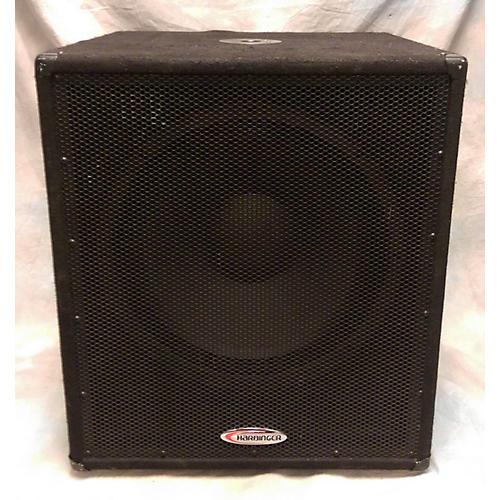 Harbinger HX1185 Unpowered Speaker-thumbnail