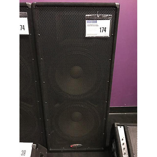used harbinger hx152 2x15 speaker unpowered speaker guitar center. Black Bedroom Furniture Sets. Home Design Ideas