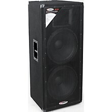 "Harbinger HX152 Dual 15"" 2-Way Speaker Cabinet"