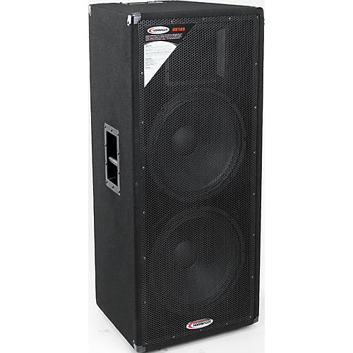 speakers guitar center. harbinger hx152 dual 15\ speakers guitar center r