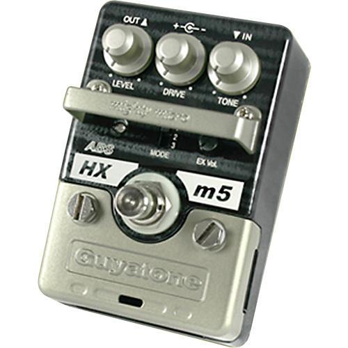Guyatone HXm5 Heat Exchanger Overdrive Guitar Effects Pedal-thumbnail