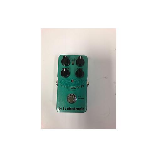 TC Electronic HYPER GRAVITY COMPRESSOR Effect Pedal-thumbnail