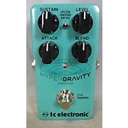 TC Electronic HYPERGRAVITY Effect Pedal
