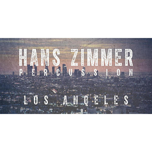 Spitfire HZ02 Hans Zimmer Percussion - Los Angeles-thumbnail