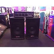 Harbinger Ha120 Powered Speaker