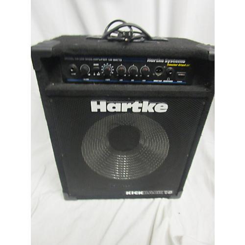 used hartke ha1200 kickback 15 bass combo amp guitar center. Black Bedroom Furniture Sets. Home Design Ideas