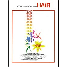 Alfred Hair Vocal Selections Piano/Vocal/Chords