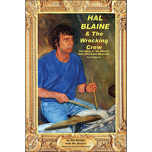 Hal Leonard Hal Blaine And The Wrecking Crew - Story Of The World's Most Recorded Musician-thumbnail