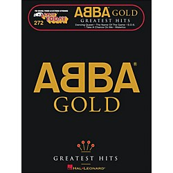 Hal Leonard Abba Gold Greatest Hits E-Z Play 272 (101425)