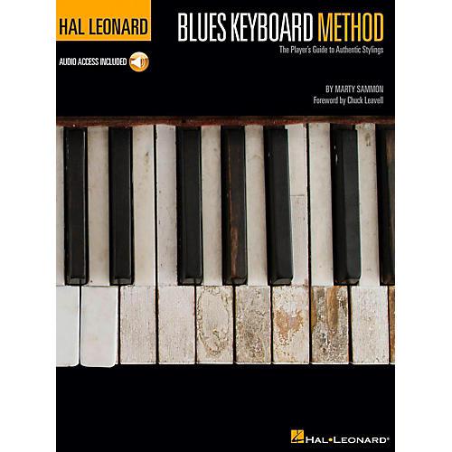 Hal Leonard Hal Leonard Blues Keyboard Book/Audio Online-thumbnail