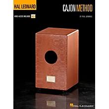 Hal Leonard Hal Leonard Cajon Method Book/Video Online