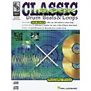 Hal Leonard Classic Rock Drum Beats and Loops (Drum) (6620043)