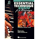 Hal Leonard Essential Technique 2000 For Strings Piano Accompaniment Book 3