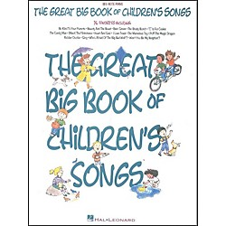 Hal Leonard Great Big Book Of Children's Songs (221828)