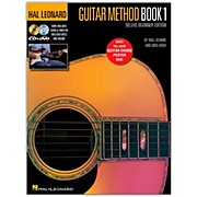 Hal Leonard Hal Leonard Guitar Method Book 1 Deluxe Beginner Edition - Book/DVD/CD/Poster/Audio/Video