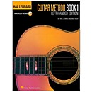 Hal Leonard Guitar Method Book 1 with CD (Left-Handed Edition)
