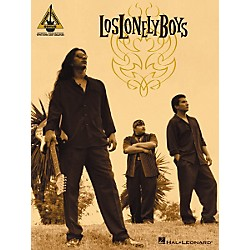 Hal Leonard Los Lonely Boys Guitar Tab Songbook (690743)
