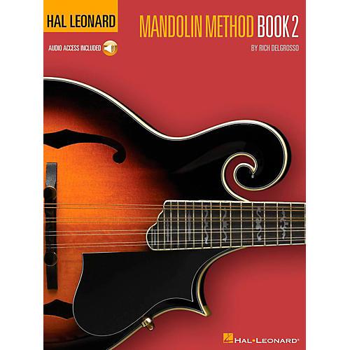 Hal Leonard Hal Leonard Mandolin Method Book 2 Book/Online Audio