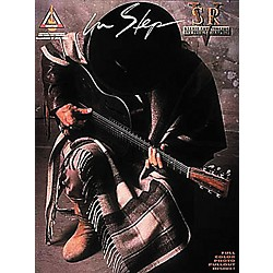 Hal Leonard Stevie Ray Vaughan In Step Guitar Tab Book (660136)