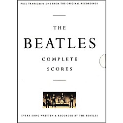 Hal Leonard The Beatles Complete Scores Book (673228)