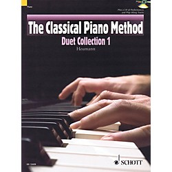 Hal Leonard The Classical Piano Method - Duet Collection 1 Book/CD
