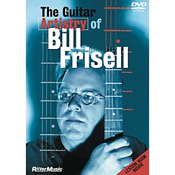 Hal Leonard The Guitar Artistry of Bill Frisell DVD (320598)