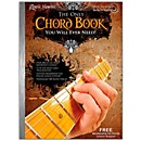 Hal Leonard The Only Chord Book You Will Ever Need For Guitar - Book/Audio Online