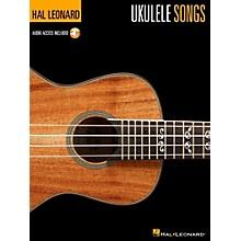 Hal Leonard Hal Leonard Ukulele Songs Book/Online Audio