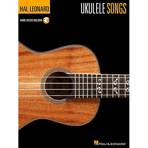 Hal Leonard Hal Leonard Ukulele Songs Book/Online Audio-thumbnail