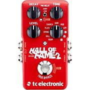 TC Electronic Hall of Fame 2 Reverb Effects Pedal