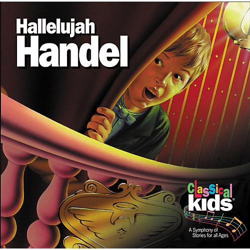 Children's Book Store Hallelujah Handel (CD)