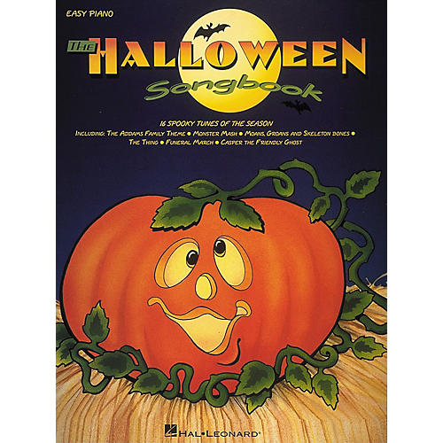 Hal Leonard Halloween Songbook For Easy Piano-thumbnail