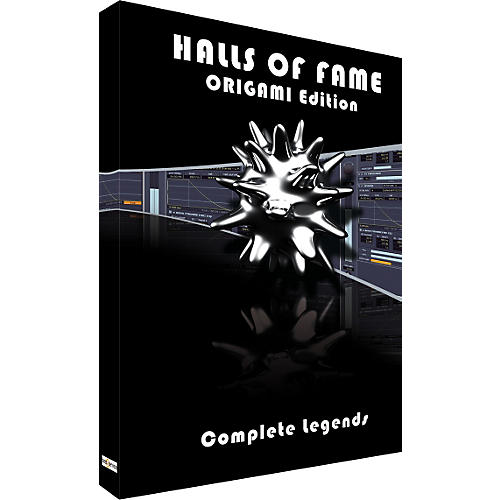 Best Service Halls of Fame Origami Edition Plug-in