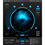 NuGen Audio Halo Upmix 5.1 and 7.1 Upmixer Plug-in.