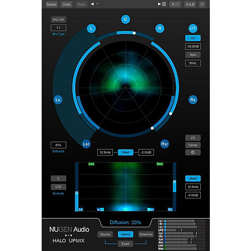 NuGen Audio Halo Upmix with 9.1 Extension-thumbnail