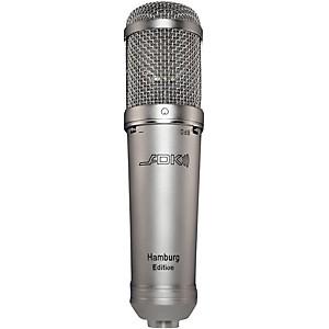 ADK Microphones Hamburg Mk8 Cardioid Condenser Microphone by