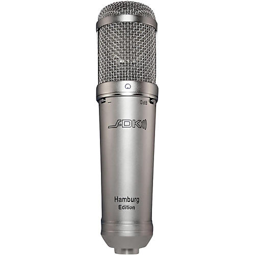 ADK Microphones Hamburg Mk8 Cardioid Condenser Microphone-thumbnail