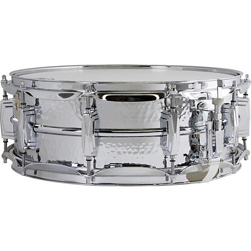 Ludwig Hammered Chrome Snare Drum