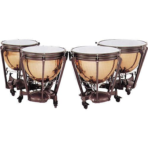 Adams Hammered Copper Symphonic Timpani Concert Drums-thumbnail