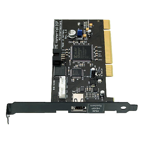RME Hammerfall HDSP PCI Card