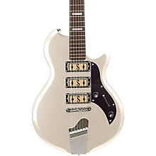 Hampton Electric Guitar Antique White