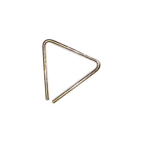 Sabian Hand-Hammered Bronze Triangles 8 in. Triangle