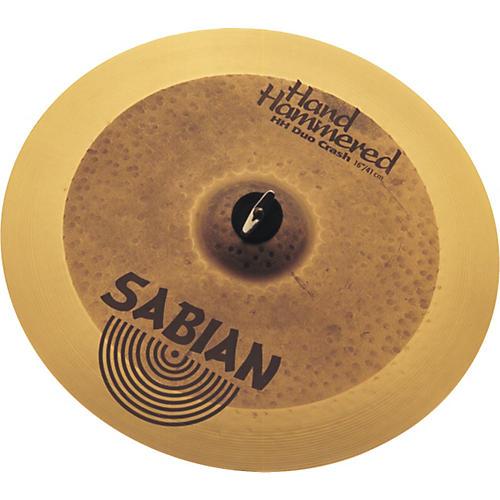 Sabian Hand Hammered Duo Crash Cymbal 16