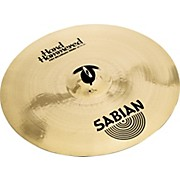 Sabian Hand Hammered Medium Ride Cymbal Brilliant