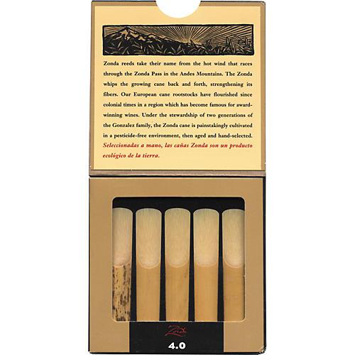 Zonda Hand Select Alto Saxophone Reeds-thumbnail