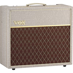 Click here to buy Vox Hand-Wired AC15HW1 15 Watt 1x12 Tube Guitar Combo Amp by Vox.